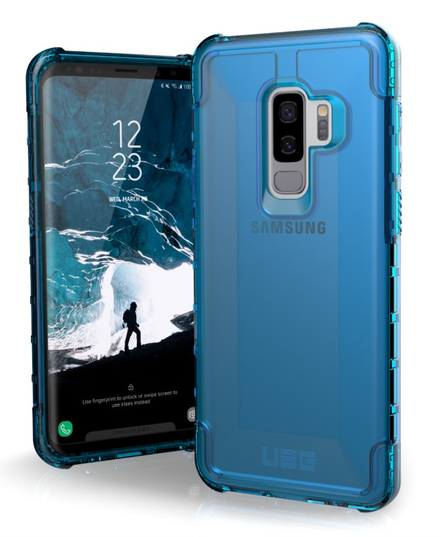 UAG: Plyo Series Case for Galaxy S9+ - (Glacier Blue)