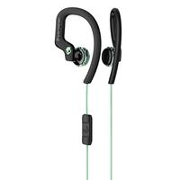 Skullcandy Chops Flex Sport Earbud - Mint Black Swirl