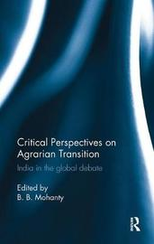 Critical Perspectives on Agrarian Transition image