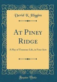 At Piney Ridge by David K Higgins image