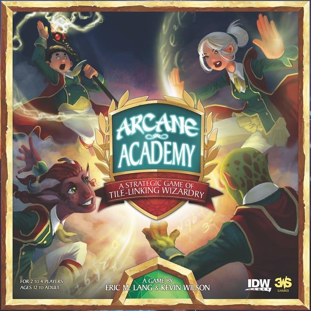 Arcane Academy - Board Game