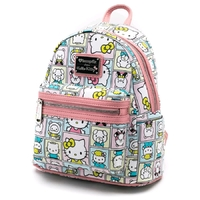 Loungefly: Hello Kitty - Characters Mini Backpack