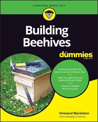Building Beehives For Dummies by Howland Blackiston image