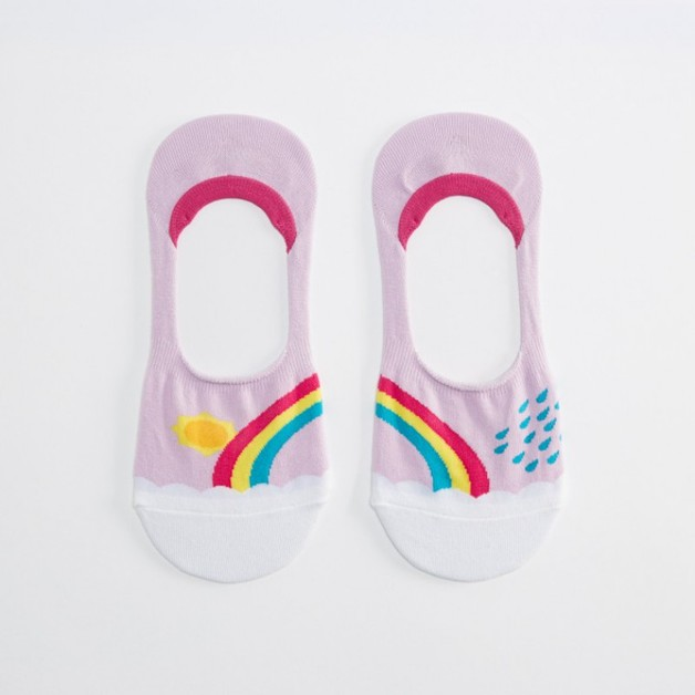 Sock It to Me: No Shows - End of the Raintoes (Small)