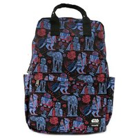 Loungefly: Star Wars - Empire Strikes Back 40th Anniversary Backpack image