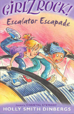 Girlz Rock 14: Escalator Escapade by Holly Smith Dinbergs image