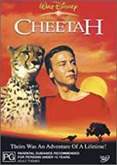 Cheetah on DVD