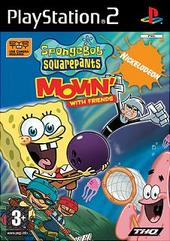 SpongeBob SquarePants: Movin' With Friends for PlayStation 2