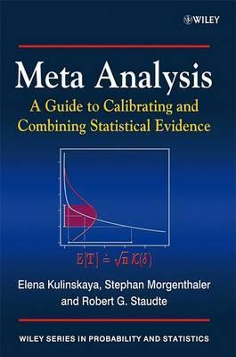 Meta Analysis by Elena Kulinskaya image