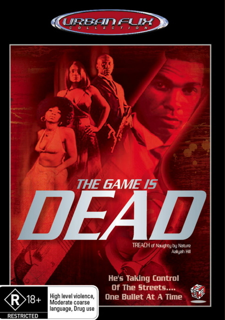 Game Is Dead, The (Urban Flix Collection) on DVD