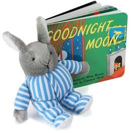 Goodnight Moon: Board Book and Bunny by Margaret Wise Brown