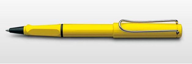 Lamy safari Rollerball Pen - Yellow