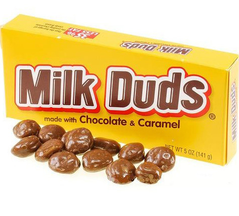 Milk Duds Theater Box 141g