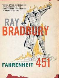 Fahrenheit 451 by Ray Bradbury image