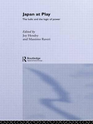 Japan at Play by Joy Hendry