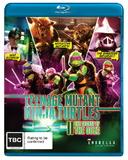 Teenage Mutant Ninja Turtles II - The Secret of the Ooze on Blu-ray