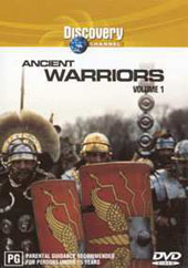 Ancient Warriors Vol 1 on DVD