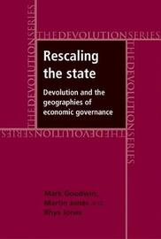 Rescaling the State by Mark Goodwin