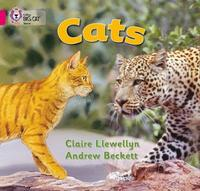 Cats by Claire Llewellyn