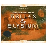 Terraforming Mars: Hellas & Elysium - Expansion Set