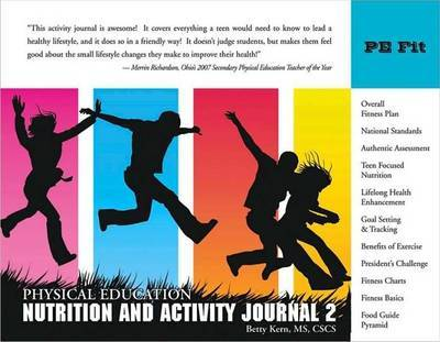 Physical Education Nutrition and Activity Journal: No. 2 by Betty Kern image