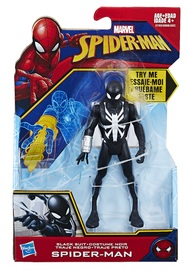 "Marvel: Quick Shot Spiderman (Black Suit) - 6"" Action Figure"