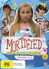 Mortified - Vol. 1: Episodes 1-13 (2 Disc Set) on DVD