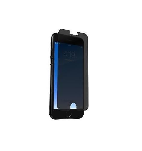 "InvisibleShield Glass - Apple iPhone 7 4.7"" -Privacy -Screen"