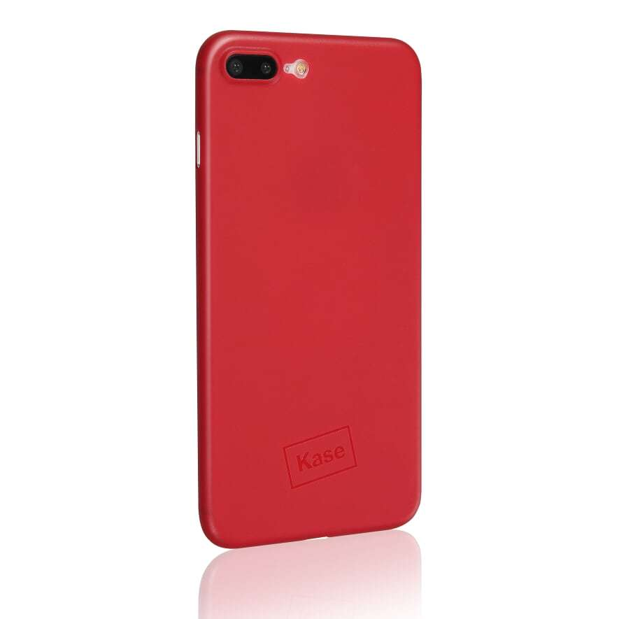 Kase Go Original iPhone 8 Plus Slim Case - Lady in Red image
