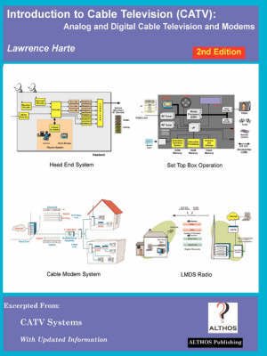 Introduction to Cable Television (CATV) 2nd Edition by Lawrence Harte image