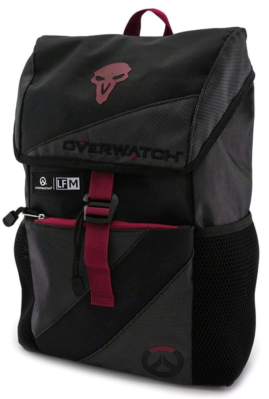 Loungefly: Overwatch - Reaper Backpack