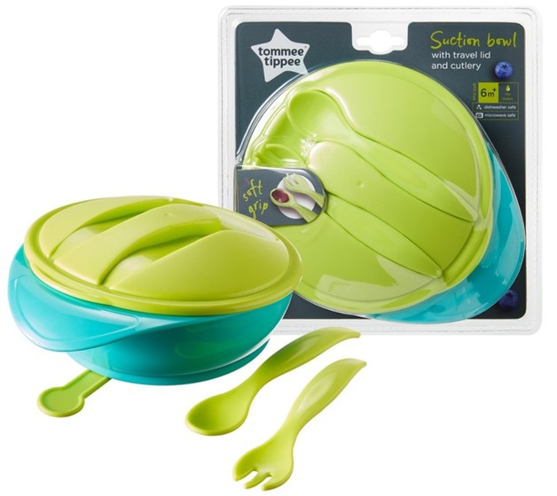 Closer to Nature Suction Bowl