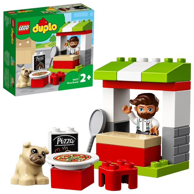 LEGO DUPLO: Pizza Stand - (10927)