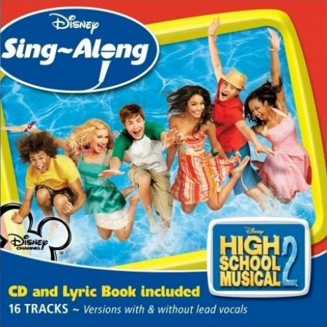 High School Musical 2 Sing-Along by Various image