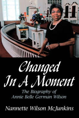 Changed In A Moment by Nannette Wilson McJunkins image