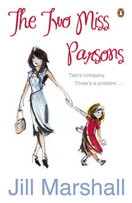 The Two Miss Parsons by Jill Marshall image