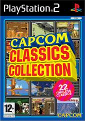 Capcom Classics Collection for PS2