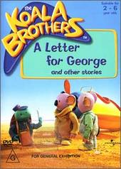 Koala Brothers - Vol 1 A Letter for George & other stories on DVD