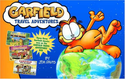 Garfield: Travel Adventures by Jim Davis