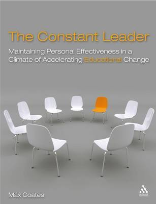 The Constant Leader by Max Coates image