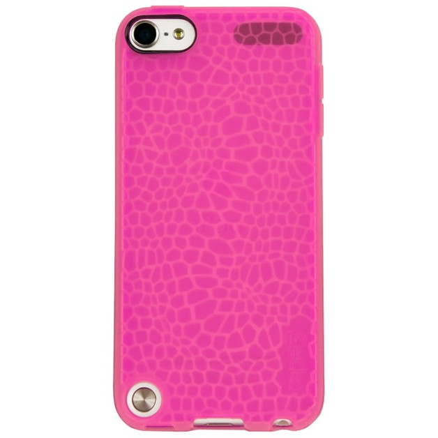 Gecko GLOW Case for iPod Touch 5G (Pink)