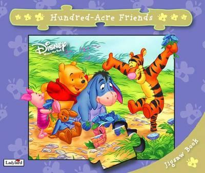 Winnie the Pooh Jigsaw Book: L by Walt Disney