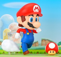 Super Mario Bros: Nendoroid Mario - Articulated Figure