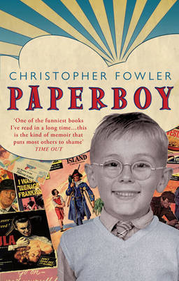 Paperboy by Christopher Fowler image