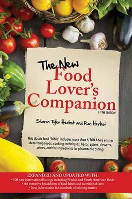 The New Food Lover's Companion by Sharon Tyler Herbst image