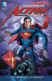 Superman Volume 3: Fury at World's End (The New 52) by Scott Lobdell