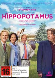 The Hippopotamus on DVD