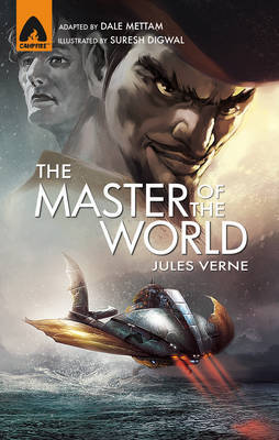 The Master of the World by Jules Verne image