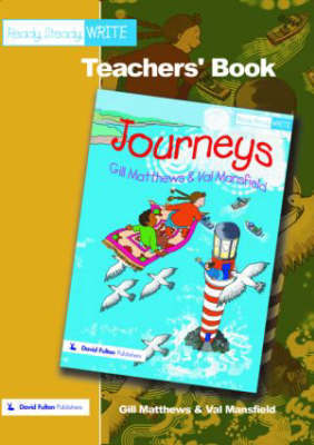 Journeys and Quests by Gill Matthews
