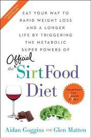 The Sirtfood Diet by Aidan Goggins